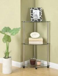 Review of Glass-based Bathroom Corner Shelves