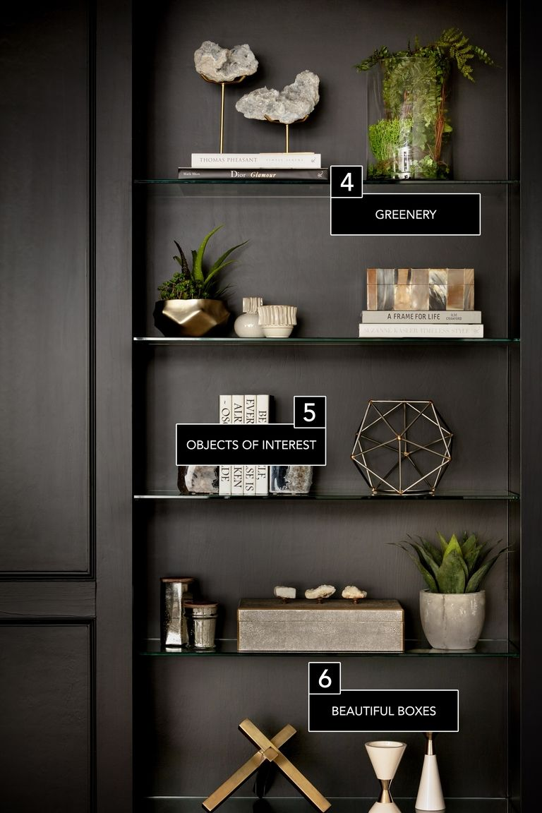 The Science of Bookshelf Arrangement  6 Ideas to Decorate Bookcases