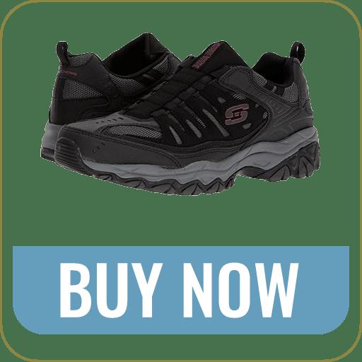 Skechers Men's After Burn Memory Fit Sneaker