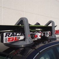 Magnetic ski rack KOLUMBUS SKI