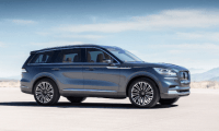 2020 Lincoln Aviator Concept, Engine and Interiors