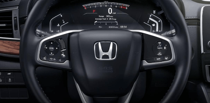 2020 Honda CR-V Redesign, Interiors and Release Date