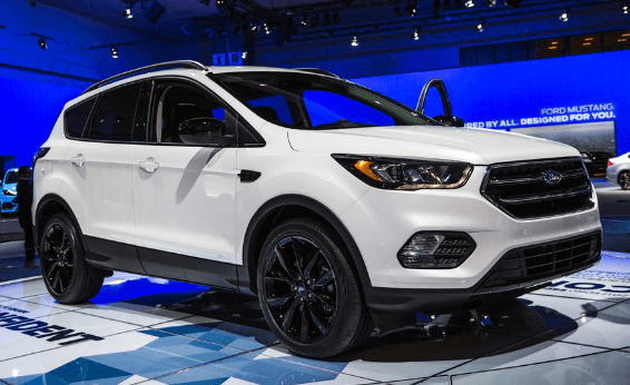 2020 Ford Escape Specs, Redesign and Release Date