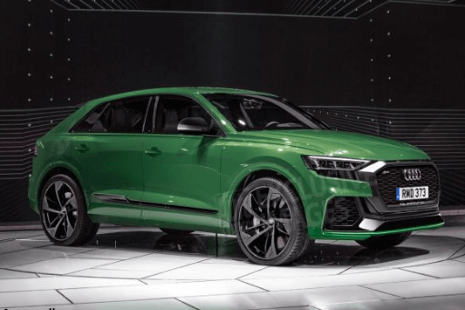 2020 Audi RS Q8 Changes and Redesign