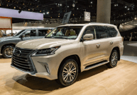 2020 Lexus LX 570 Specs, Redesign and Release Date