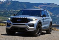 2021 Ford Explorer ST Pictures