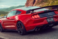 2021 Ford Mustang GT500 Specs
