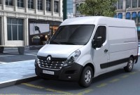 2021 Renault Master Z.E Wallpapers
