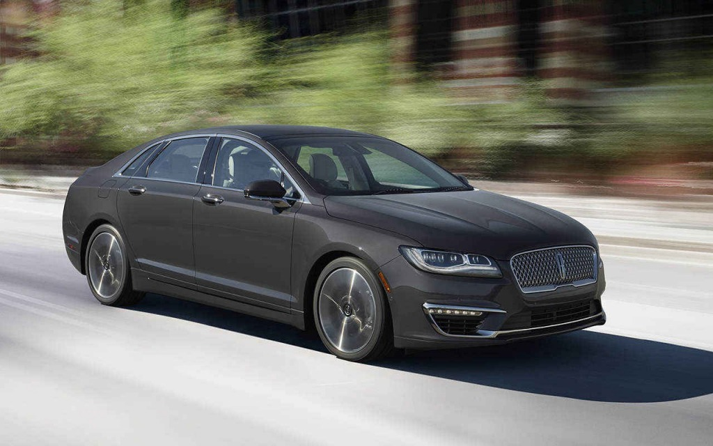 2021 Lincoln Town Car Pictures