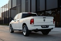 2022 RAM Dakota Powertrain