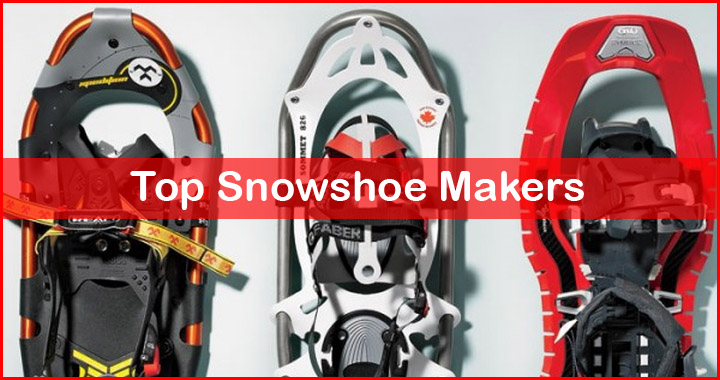 Popular Snowshoe Brands