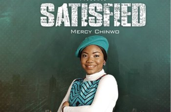 Satisfied Mercy Chinwo Official Cover Art for Sophomore Album