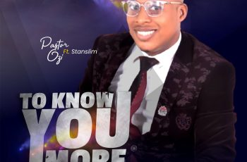 Pastor Ozi – To Know You More