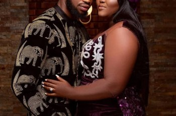 Actors Stan Nze and Blessing Obasi 1