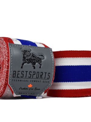 Tri-Colour Handwraps