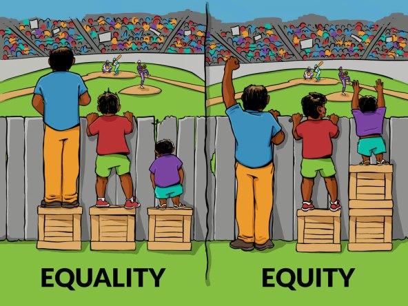 equity v equality