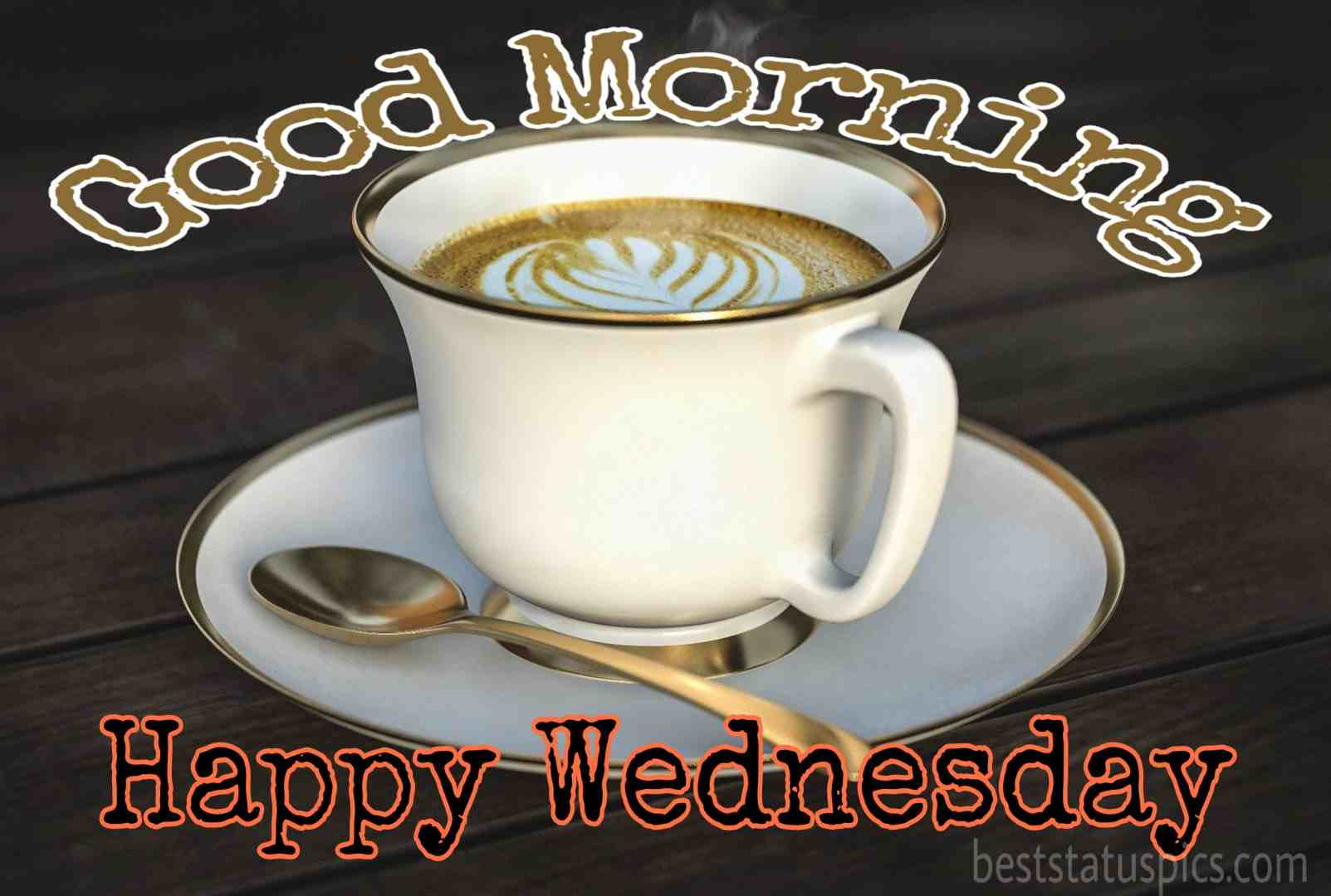 53+ Good Morning Happy Wednesday Wishes Images HD. Pics | Best Status Pics