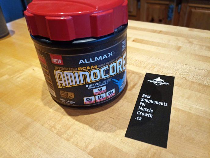 Allmax Aminocore review