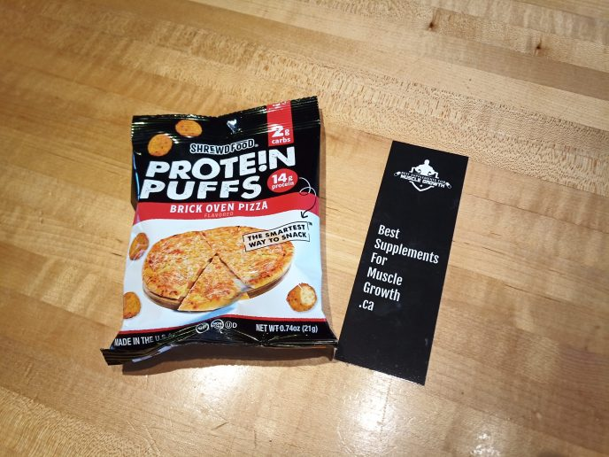 Shrewd Food Protein Puffs review