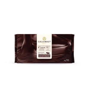 Горький бельгийский шоколад 70.5% Barry Callebaut в блоке 5 кг
