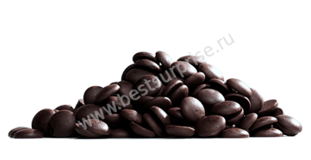 Бельгийский темный шоколад 54.5% Barry Callebaut 2.5 кг.