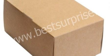 Коробка для пирожных на вынос