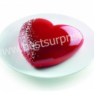 Силиконовая форма для торта Сердцебиение (Batticuore), Silikomart (Италия)