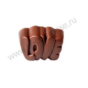 Поликарбонатная форма для конфет CW1744, Chocolate World