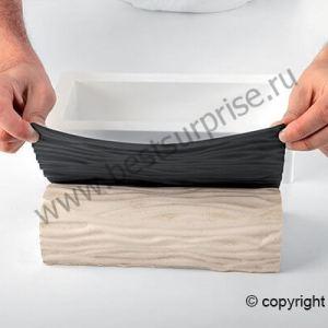 Силиконовый коврик-вкладыш Дерево, Silikomart