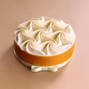 Силиконовая форма для торта Tesselation by Dinara Kasko