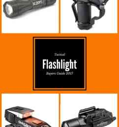 tactical flashlight buyers guide 2017 [ 735 x 1100 Pixel ]