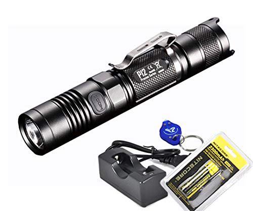 Small Tactical Flashlight Review Best Compact Flashlight 2017