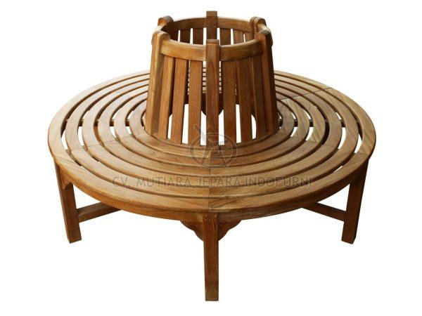 Round Tree Bench 150 cm