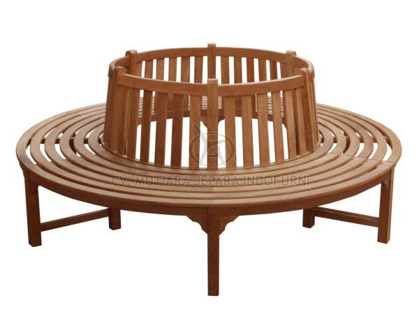Round Tree Bench 220 cm