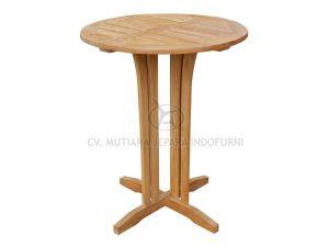 Round Cordova Bar Table