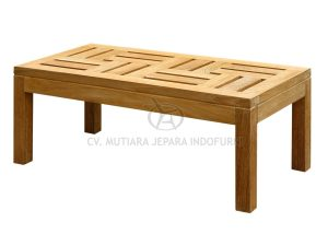 Double Small Table Indonesia Outdoor Furniture Manufacture
