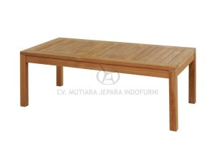Rectangular Coffee Table Indonesia Outdoor Furniture Manufacturer