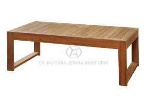 Milan Recta Coffee Table