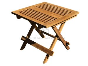 Outdoor Square Picnic Table