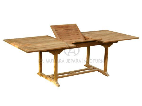 Rectangular Extend Table 110