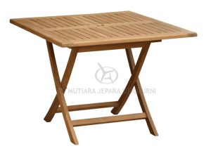 Square Folding Table 100
