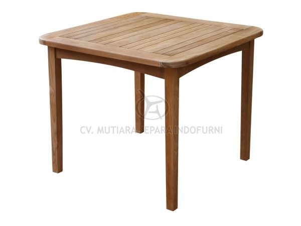Square Valencia Table