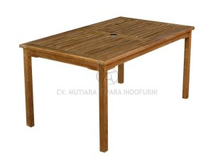Rect Fixed Table