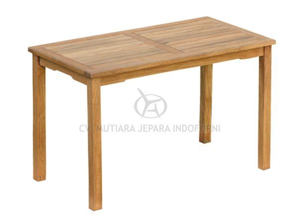 Rectangular Fixed Table