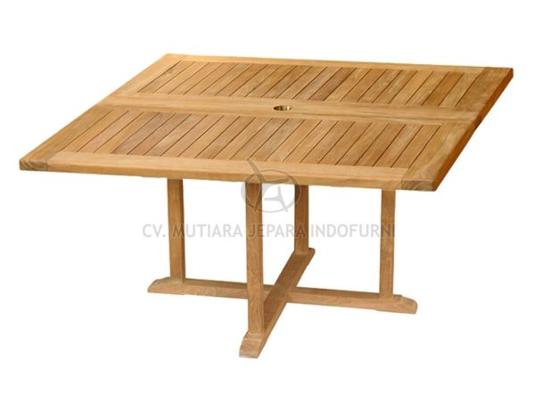 Square Fixed Table