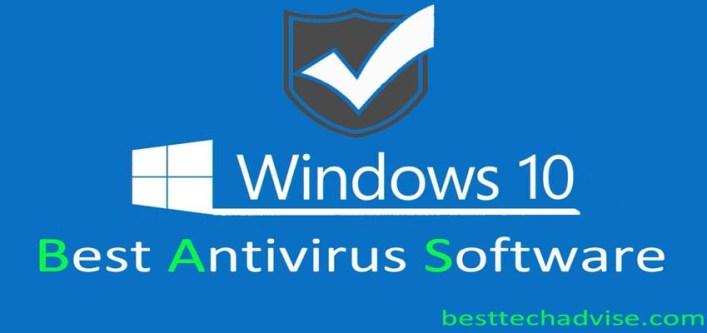 Best Antivirus Software for Windows 10