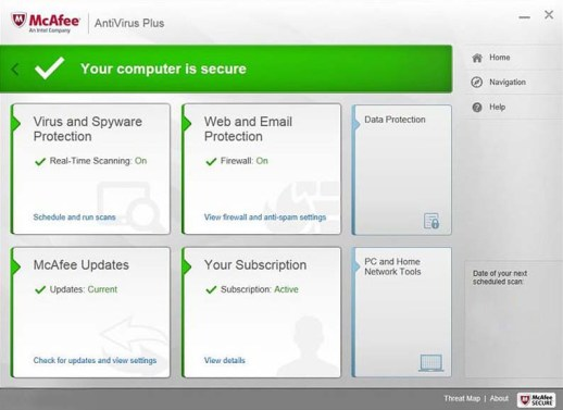 McAfee Activation Code for Antivirus Plus 2020 Free 6 Months