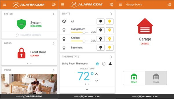 Free Home Security Apps for Android Phone
