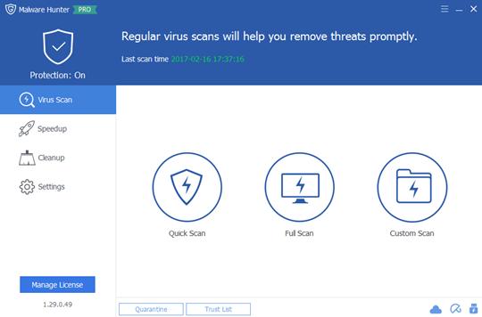 Malware Hunter Pro License Key
