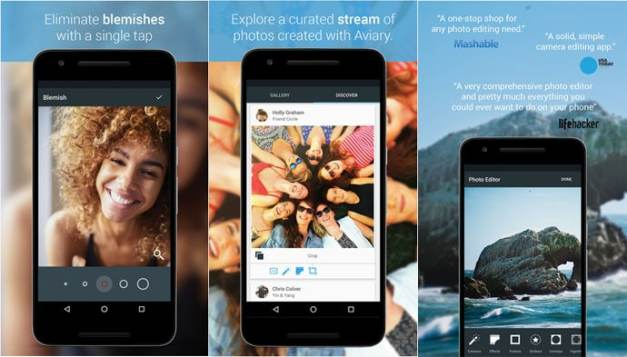 Top Photo Editing Apps for Android 2020